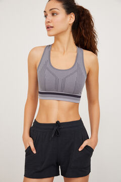 Womensecret Sports bra grey
