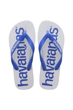 Womensecret MAN TOP LOGOMANIA 2 flip-flops  blue