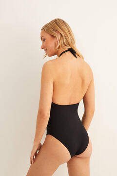 Womensecret Perfect Fit ring swimsuit black
