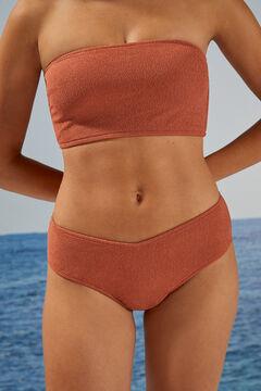 Womensecret Brazilian bikini bottoms red