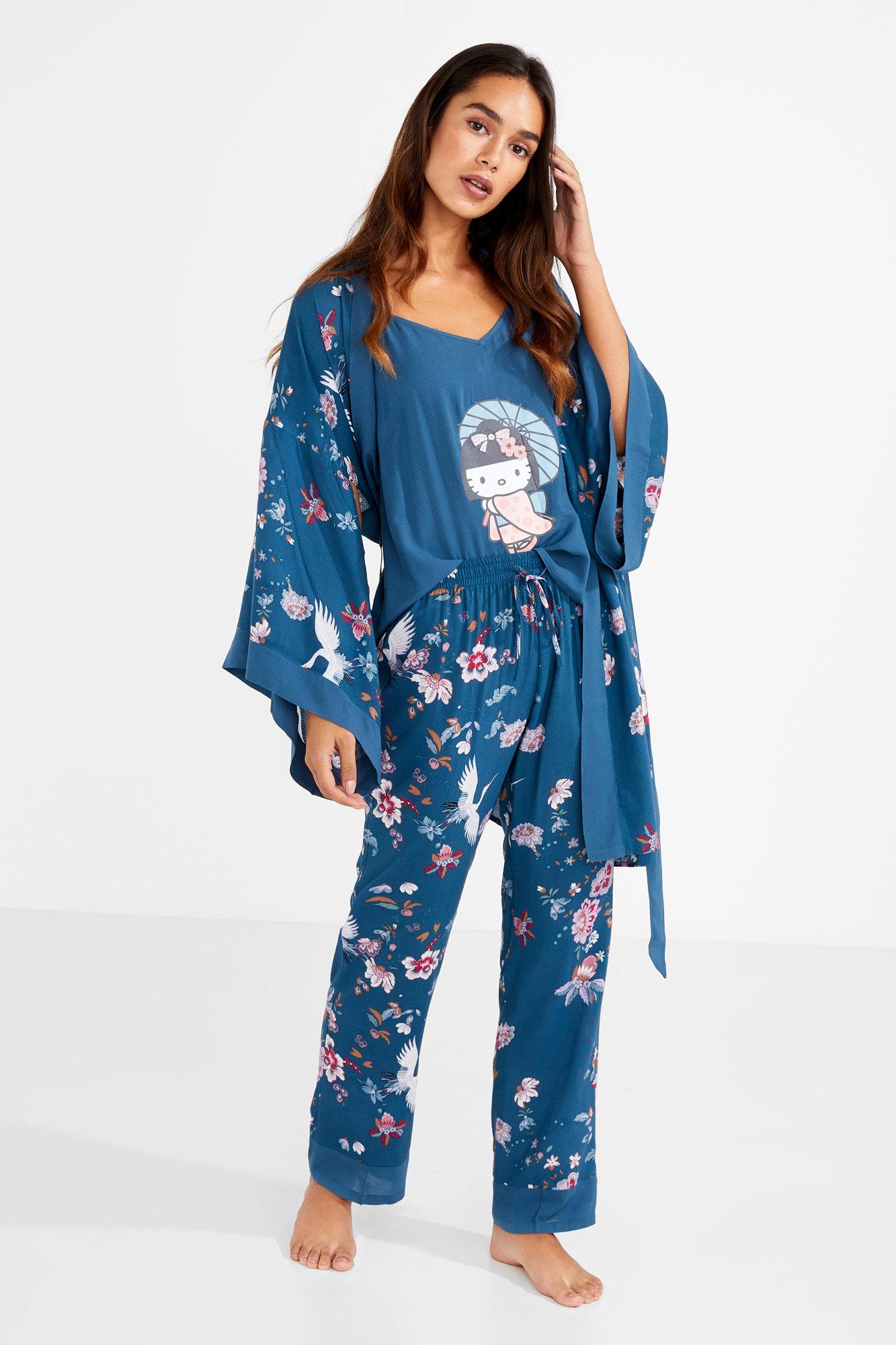 776fa5879 Hello Kitty pyjama set | Long pyjamas | Women'secret