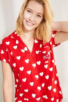 Womensecret Classic Snoopy pyjamas printed