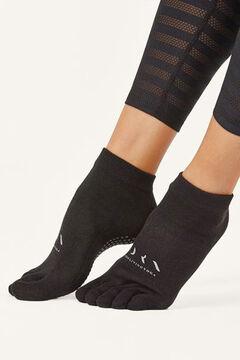 Womensecret Calcetines negros black