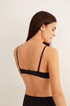 Womensecret Push-Up BH Schwarz