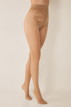 Womensecret Support tights 15 DEN nude