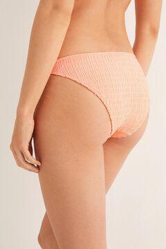 Womensecret Gyűrűs bikinialsó rózsaszín