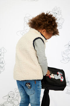Womensecret Colete lã Disney® menino  branco