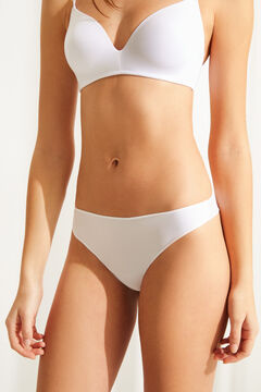 Womensecret Seamless thong white