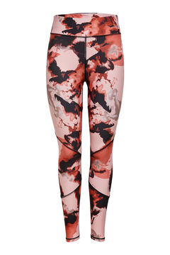 Womensecret Leggings estampadas rosa