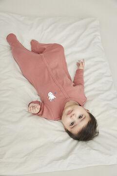 Womensecret Pack de 2 pijamas 1 pieza bebé rosa