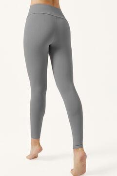 Womensecret Legging Nidra Grey Melange gris