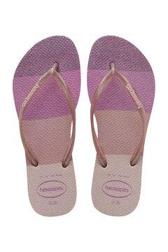 Womensecret SLIM PALETTE  flip-flips pink