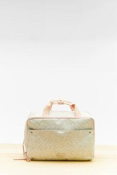 Womensecret Large grey vanity case grey