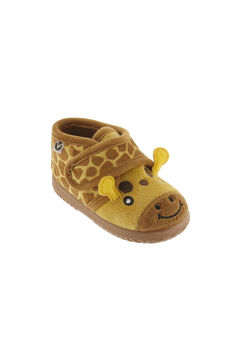 Womensecret Chinelos de quarto com detalhe girafa impressão