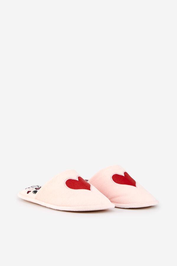 13b9e96cbf Womensecret Zapatillas de casa Snoopy corazones rosa