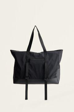 Womensecret Gym Bag Forever Sand negro