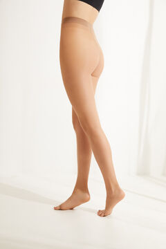 Womensecret Open toes tights nude