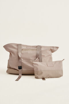 Womensecret Gym Bag Forever Sand nude