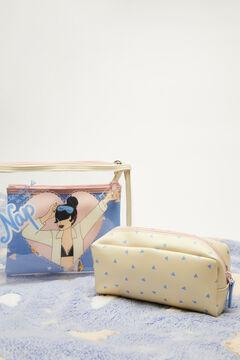 Womensecret Pack 3 neceseres Moderna de Pueblo azul