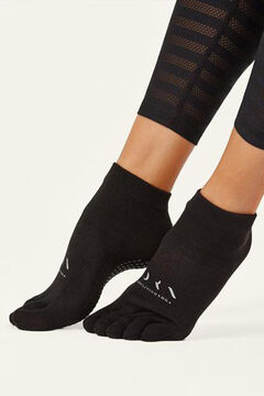 Womensecret Calcetines negros black