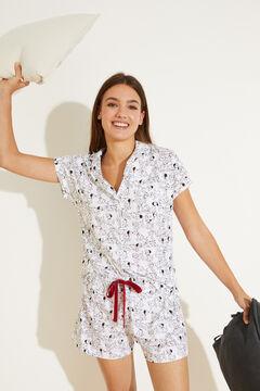 Womensecret Classic cotton 101 Dalmatians pyjamas beige