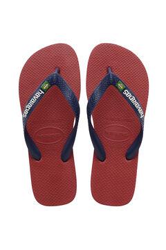 Womensecret MAN BRASIL LOGO flip-flops  red