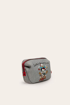 Womensecret Medium grey Mickey vanity case grey
