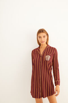 Womensecret Harry Potter buttoned-down style nightgown printed