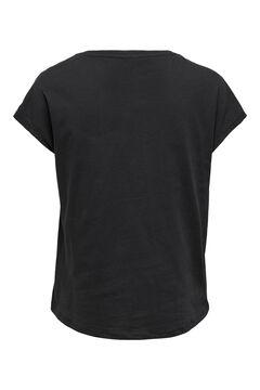 Womensecret T-shirt preto