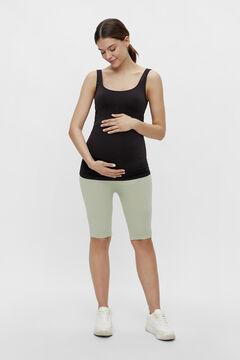 Womensecret Seamless maternity shorts grey