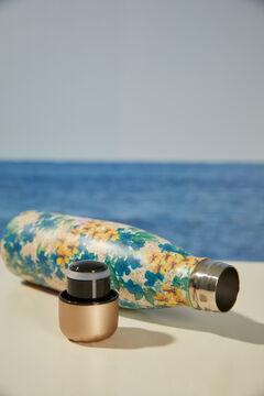 Womensecret Floral metal bottle printed