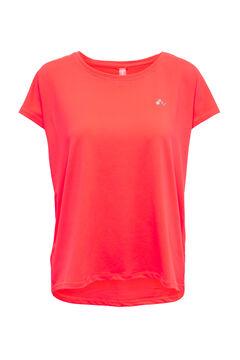 Womensecret T-shirt treino vermelho