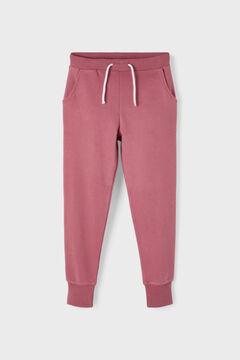 Womensecret Calças desportivas de menina rosa
