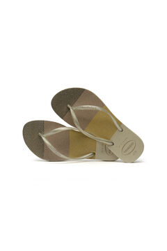 Womensecret Chanclas kids SLIM PALETTE  nude