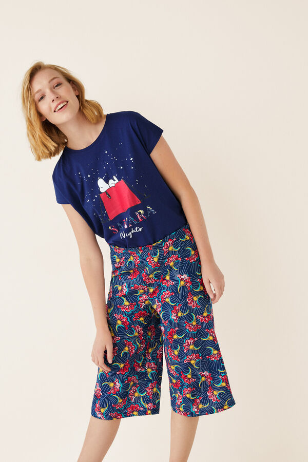 1f6bda7418 Womensecret Pantalón pijama pirata tribal estampado · Añadir al carrito