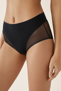 Womensecret High waist Shape brief black