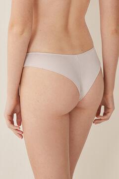 Womensecret Brazilian modal panties nude