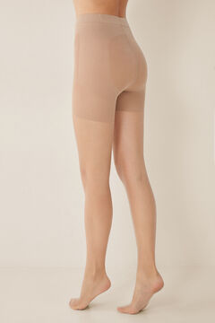 Womensecret Shaping tights nude