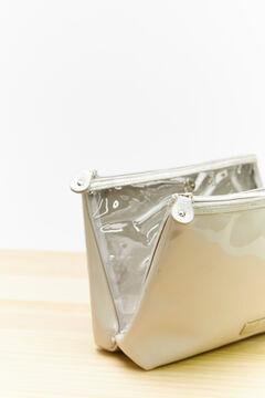 Womensecret Medium grey vanity case grey