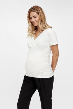 Womensecret Pack t-shirt manga curta 2 funções branco