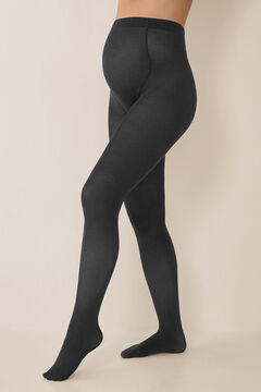 Womensecret Basic tights 100 DEN grey