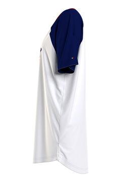Womensecret Camisón de algodón orgánico azul