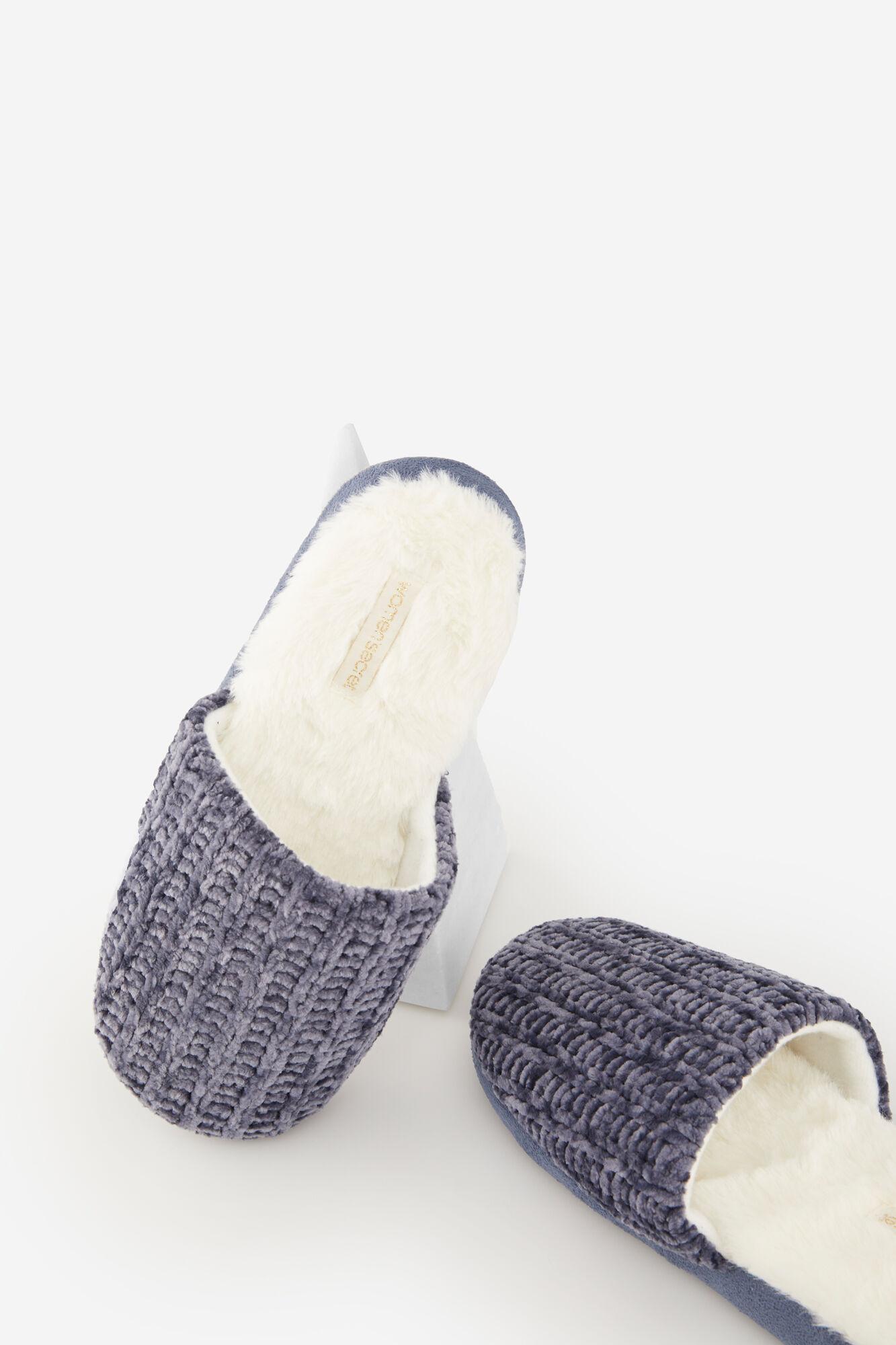 nueva lanzamiento varios estilos ahorre hasta 80% Zapatillas casa chenilla