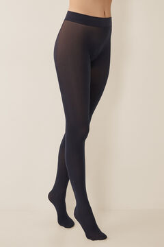 Womensecret Seamless tights 20 DEN blue