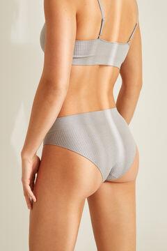 Womensecret Classic seam-free panty  grey