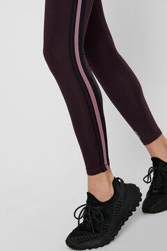 Womensecret Elasticated waist leggings pink
