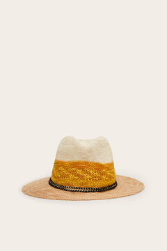 Womensecret Two-tone hat printed
