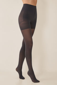 Womensecret Shaping tights 50 DEN grey