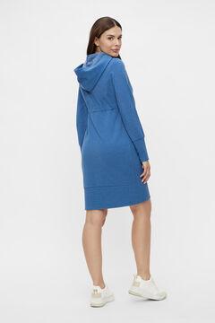 Womensecret Maternity hooded dress  blue
