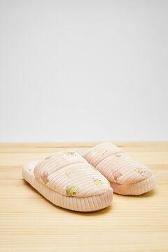 Womensecret Pink SpongeBob slippers pink